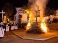 Falò di Sant'Antonio Abate - Donori - 17 Gennaio 2014 - ParteollaClick