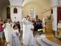 Riapertura Inaugurazione e Benedizione della Chiesa di Santa Lucia - Barrali - 26 Marzo 2014 - ParteollaClick