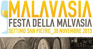 Locandina Sagra della Malvasia - 30 Novembre 2013 - Settimo San Pietro - ParteollaClick