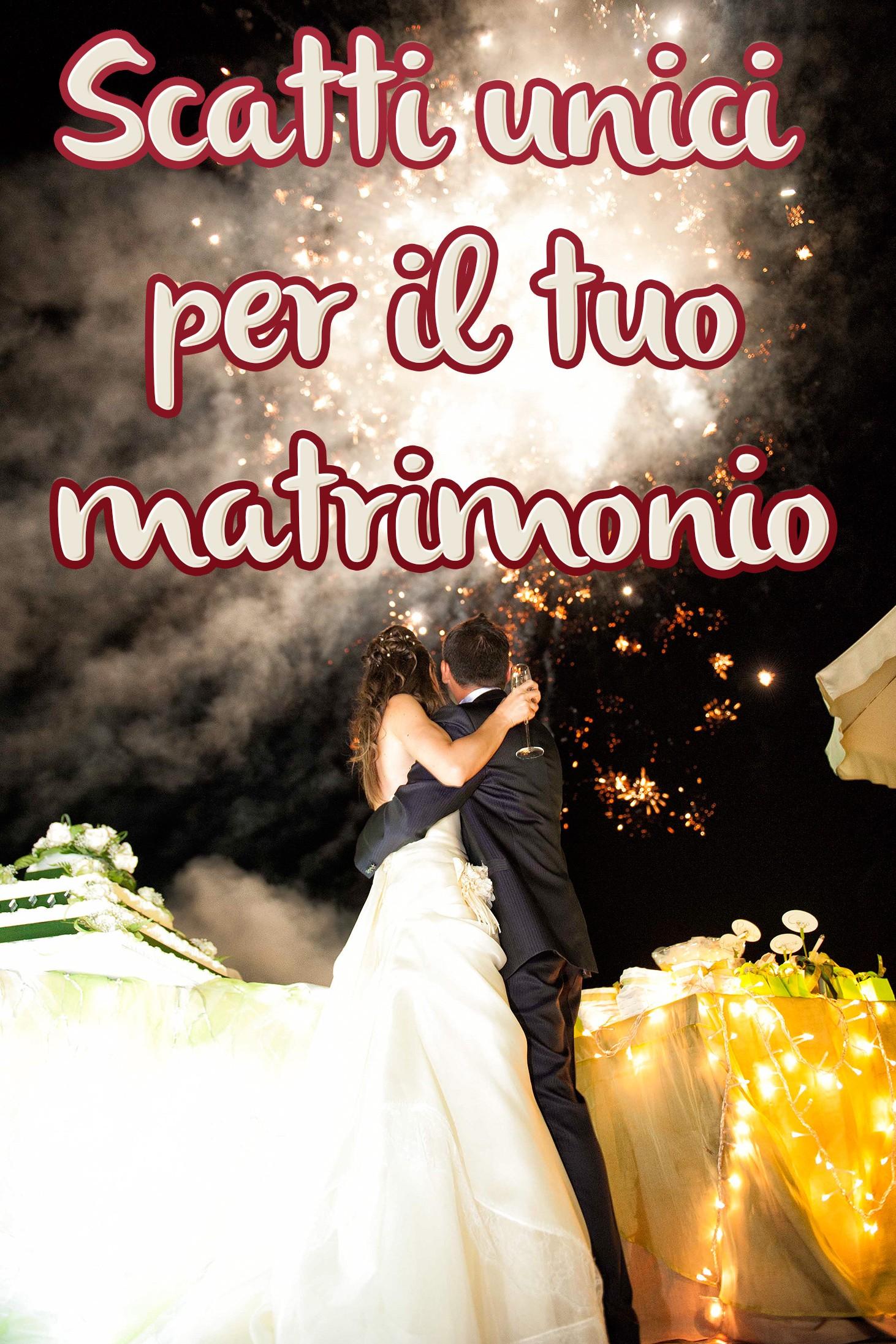 Scatti Unici per il Tuo Matrimonio - Davide Pes & Salvatorangelo Piredda