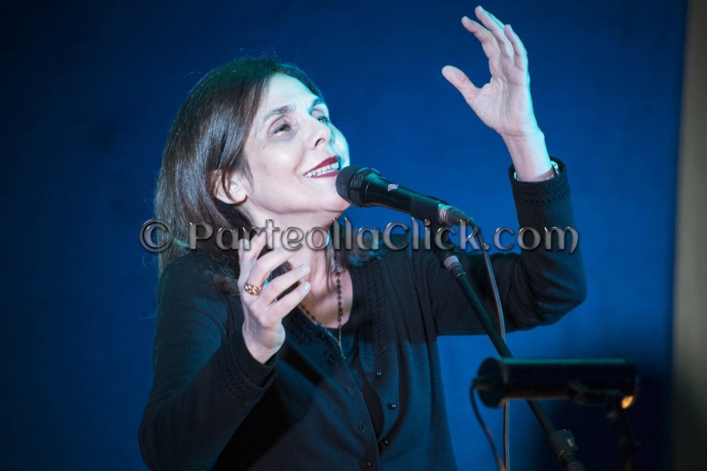"""Spettacolo musicale """"Tempora"""" di Elena Ledda Vox - Soleminis - 28 Dicembre 2013 - ParteollaClick"""