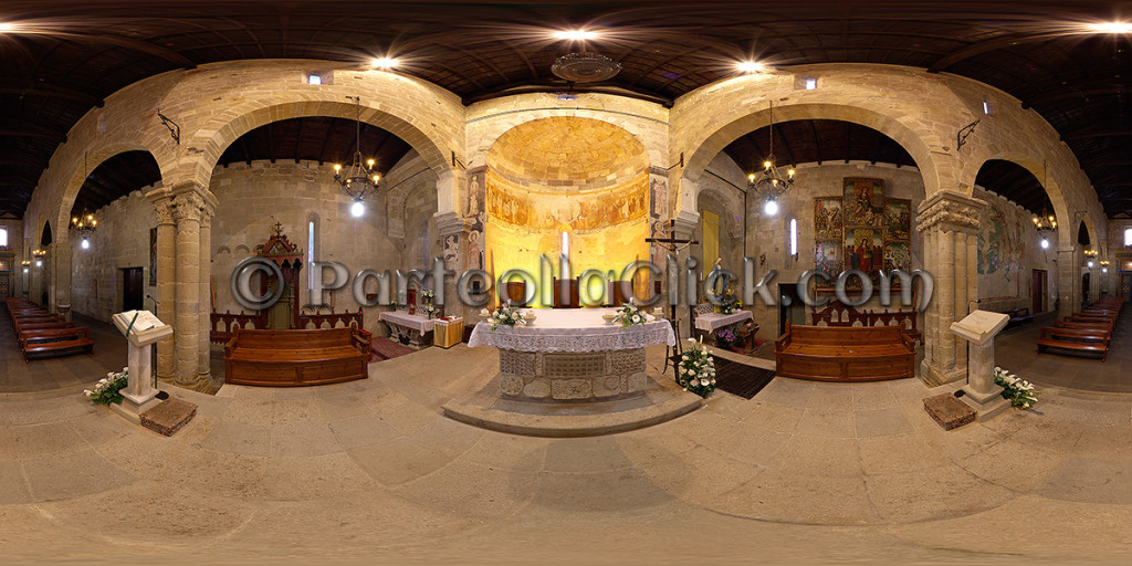 Dolianova: Virtual Tour all'ex Cattedrale di San Pantaleo