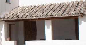 facciata di Casa Spada a Soleminis