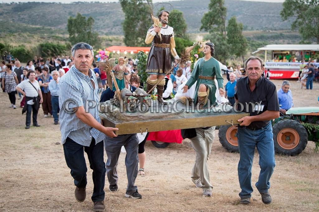 Sagra di Sant'Isidoro 2014 - Soleminis - Domenica 15 Giugno 2014 - ParteollaClick