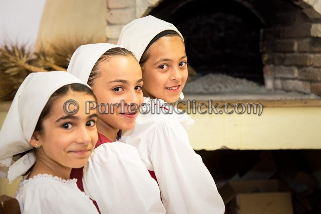 XIXª Sagra del Pane - Barrali - 12 Luglio 2014 - ParteollaClick