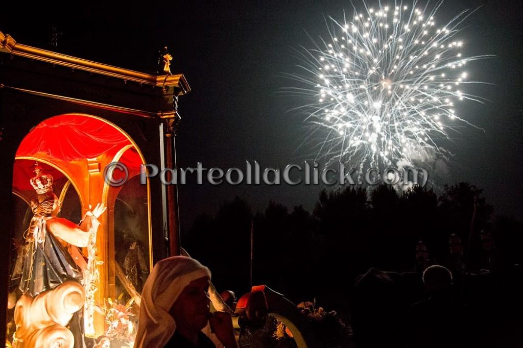 Festa di Santa Maria di Sibiola e San Raffaele Arcangelo 2014 - Serdiana - 8 Settembre 2014 - ParteollaClick