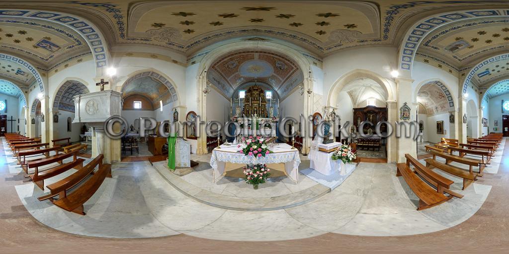 Donori: Virtual Tour alla Chiesa di San Giorgio Vescovo
