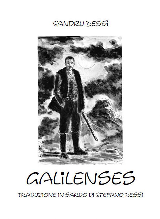 Presentazione del libro Galienes di e con Sandru Dessì - Dolianova - 18 Ottobre 2014 - ParteollaClick