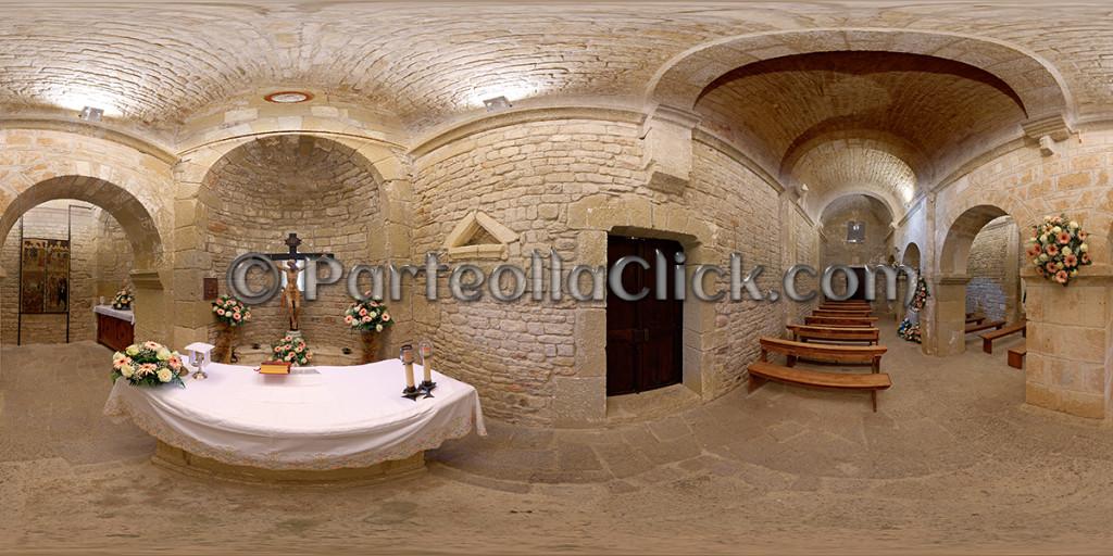 Serdiana: Virtual Tour alla Chiesetta di Santa Maria di Sibiola