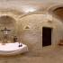Foto equirettangolare dell'interno della Chiesetta di Santa Maria di Sibiola - Serdiana