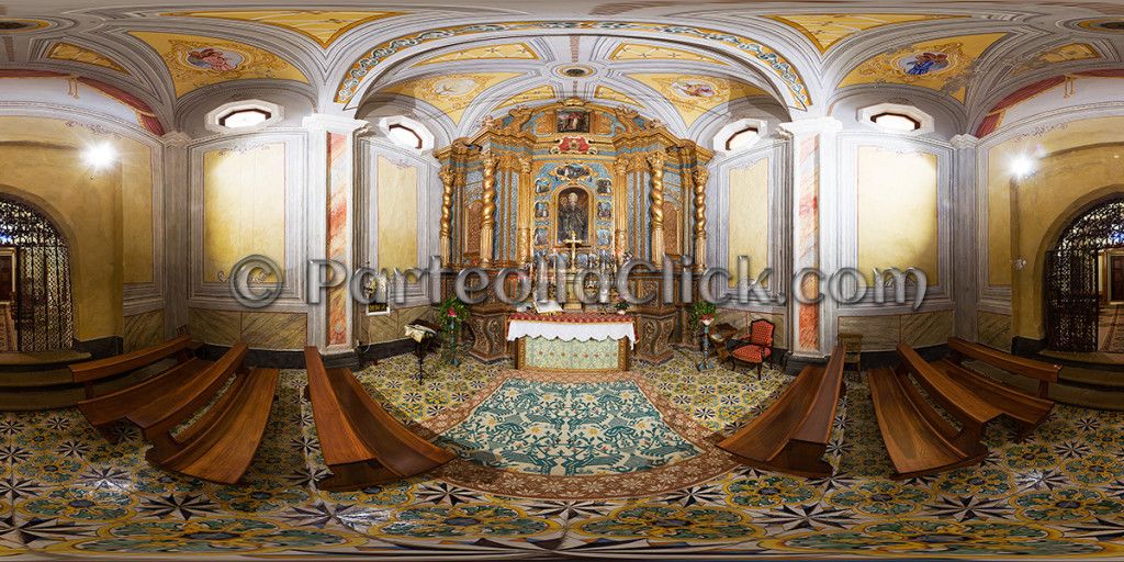 Suelli: Virtual Tour Santuario San Giorgio Vescovo