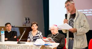 Foto del Convegno al Montegranatico di Donori in occasione del Cammino di San Giorgio Vescovo da Suelli a Cagliari - 17, 18 e 19 Ottobre 2014 - ParteollaClick