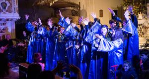 Foto al Concerto Black Soul Gospel Choir - Settimo San Pietro - 6 Gennaio 2015 - ParteollaClick