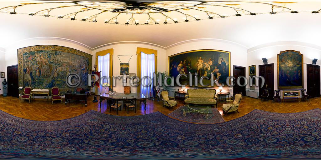 Cagliari: Virtual Tour tra gli esterni di Palazzo Civico e nella Sala del Sindaco