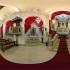 Foto Equirettangolare per il Virtual Tour nella Chiesa e Cripta di Sant'Efisio a Cagliari