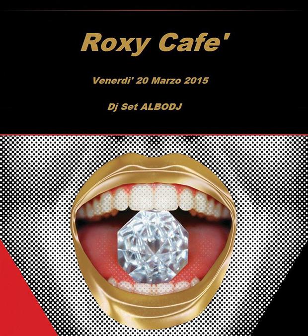 Dj Set Live Albo Dj - Roxy Cafè, Dolianova - 20 Marzo 2015 - ParteollaClick