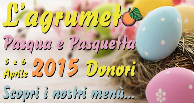 Pasqua e Pasquetta 2015 all'Agriturismo L'Agrumeto - Donori - Località Tuvu - 5 e 6 Aprile 2015 - ParteollaClick
