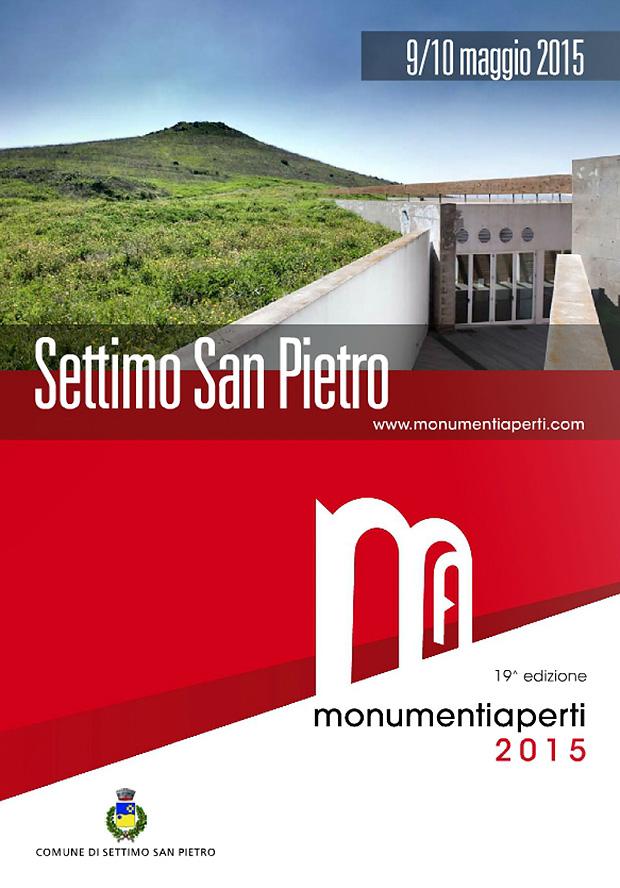 Settimo san pietro monumenti aperti 2015 parteollaclick for Due esse arredamenti settimo san pietro