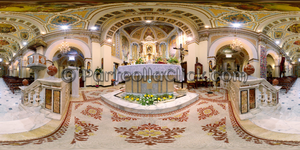 Mogoro: Virtual Tour nella Chiesa di San Bernardino