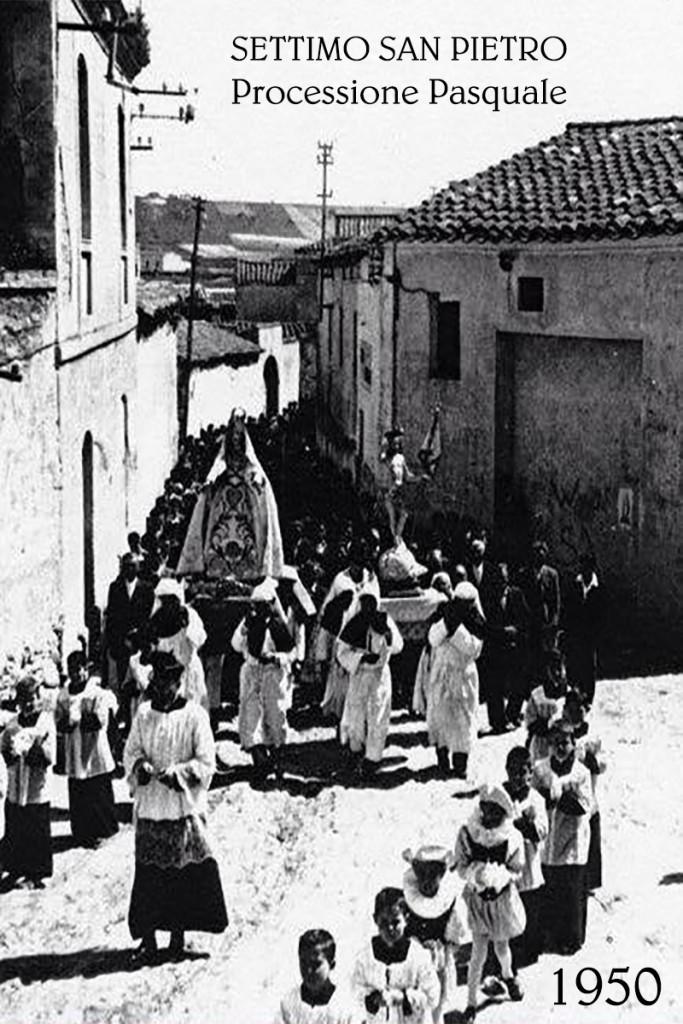settimo san pietro foto pasqua di risurrezione