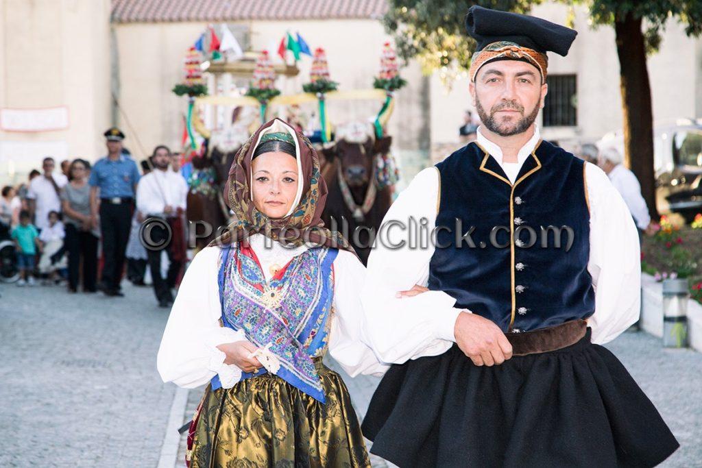 144 Santi Patroni San Giacomo e Sant'Anna - Soleminis - 25 e 26 Luglio 2015 - ParteollaClick