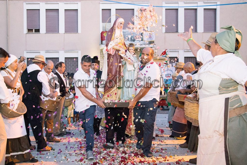 174 Santi Patroni San Giacomo e Sant'Anna - Soleminis - 25 e 26 Luglio 2015 - ParteollaClick