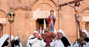 Foto ai Festeggiamenti Patronali di San Pantaleo - Dolianova - 27 Luglio 2015 - ParteollaClick