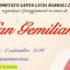 Festeggiamenti in onore di San Gemiliano 2016 - Barrali, Chiesa Santa Lucia - Sabato 3 e Domenica 4 Settembre 2016 - ParteollaClick - 620X330