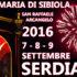 Banner Festeggiamenti in onore di Santa Maria di Sibiola e San Raffaele Arcangelo 2016 - Serdiana - Dal 7 al 9 Settembre 2016 - ParteollaClick
