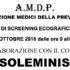 Banner Tre Giornate di Screening Ecografici Gratuiti - Soleminis - 3, 14 e 24 Ottobre 2016 - ParteollaClick