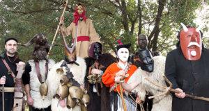 Foto di gruppo al Carnevale 2017 A Maimone - Samugheo - 12 Febbraio 2017 - ParteollaClick