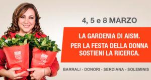 Banner La Gardenia di AISM 2017 nel Parteolla - Barrali, Donori, Serdiana e Soleminis - 4, 5 e 8 Febbraio 2017 - ParteollaClick