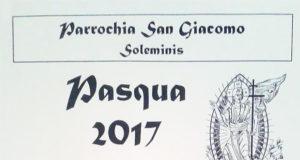 Banner Pasqua 2017 - Chiesa Parrocchiale San Giacomo Maggiore - Soleminis - Dal 7 al 16 Aprile 2017 - ParteollaClick