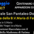 Banner Centenario delle Apparizioni di Fatima - Dolianova, Parrocchia di San Pantaleo - 13 Maggio 2017 - ParteollaClick