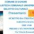 Banner Presentazione del libro Maria di Ísili di Cristian Mannu - Donori, Ex Montegranatico - 6 Maggio 2017 - ParteollaClick