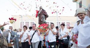 Foto alla Festa dei Santi Patroni San Giacomo e Sant'Anna - Soleminis - 25 e 26 Luglio 2017 - ParteollaClick