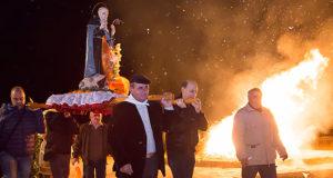Foto alla Festa di Sant'Antonio Abate 2018 - Soleminis - 20 Gennaio 2018 - ParteollaClick