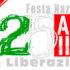 Banner 73° Anniversario della Liberazione - Dolianova - 25 Aprile 2018 - ParteollaClick