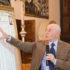 Foto a Signor Giuseppe Meloni alla Presentazione Cronotassi dei Sacerdoti di Donori dal 1629 al 2018 - Donori - 20 Aprile 2018 - ParteollaClick