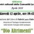 Banner Presentazione del libro Dio Altrimenti - Comunità La Collina, Serdiana - 12 Aprile 2018 - ParteollaClick