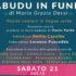 Banner Presentazione del libro di poesie cantate Cabudu in fundu - Dolianova - 21 Aprile 2018 - ParteollaClick