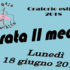 Banner Serata IIª Media all'Oratorio San Pantaleo - Dolianova - 18 Giugno 2018 - ParteollaClick