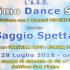 Banner 12° Saggio Spettacolo dell'A.S.D. Settimo Dance Sport - Settimo San Pietro - 28 Luglio 2018 - ParteollaClick