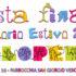 Banner Festa finale dell'Oratorio Estivo CreGrest 2018 - Donori, Parrocchia San Giorgio Vescovo - 4 Agosto 2018 - ParteollaClick