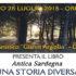 Banner Presentazione del libro Antica Sardegna Una Storia Diversa al Parco Artistico Gianni Argiolas - Dolianova - 28 Luglio 2018 - ParteollaClick