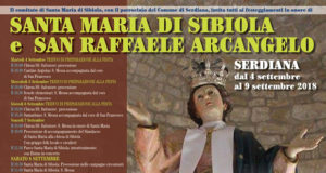 Banner Festeggiamenti in onore di Santa Maria di Sibiola e San Raffaele Arcangelo - Serdiana - Dal 4 al 9 Settembre 2018 - ParteollaClick