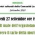 Banner Presentazione del libro Il male dell'ergastolano, ovvero il tarlo della morte - Comunità La Collina, Serdiana - 27 Settembre 2018 - ParteollaClick