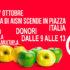 Banner La Mela di AISM 2018 - Donori - Sabato 6 e Domenica 7 Ottobre 2018 - ParteollaClick