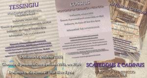 Banner Presentazione corsi di ceramica, tessitura e intreccio dell'Ass. Archeologica Parteollese - Dolianova - 4 Ottobre 2018 - ParteollaClick