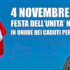 Banner Celebrazione della Commemorazione ai Caduti 2018 - Dolianova - 4 Novembre 2018 - ParteollaClick